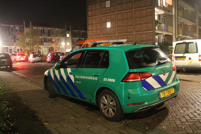 Nieuwe Auto Veiligheidsregio In Actie Na Brand In Hengelo Maar