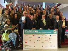 Burgemeester Bruls in Katowice op de bres voor stad als 'aanjager aanpak klimaatverandering'