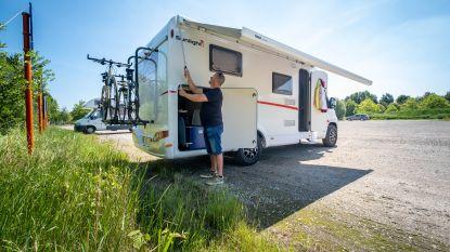N-VA wil nutsvoorzieningen voor camperplekken op grindparking aan De Nekker