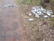 De milieustraat was goedkoper: mannen krijgen dikke boete voor dumpen puin in bos in Leende