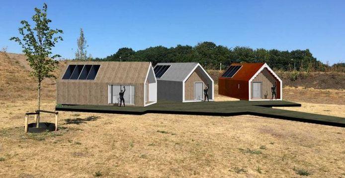 De vraag naar Tiny Houses is groot. Casade is ook bezig met zo'n project in de gemeente Waalwijk. Hoe de woningen er uit komen te zien, is nog niet bekend.