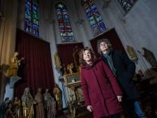In Kranenburg vroeg de pastoor aan Golden Earring of het geluid wat zachter kon