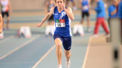 KAAG medaillekampioen op PK indoor: dubbelslag voor Benjamin Evrard en Jente Hauttekeete