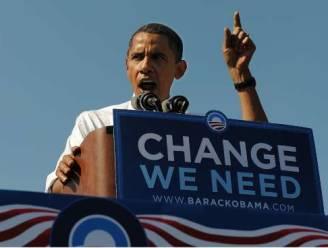Obama beticht van aannemen illegale bijdragen
