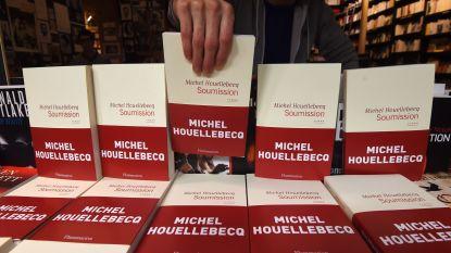 Houellebecq's controversiële roman 'Soumission' wordt tv-reeks