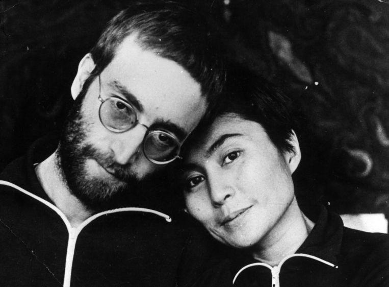 'De muziek komt hard binnen omdat Lennon zo openhartig alle persoonlijke ellende van zich afschreeuwt.' Beeld getty