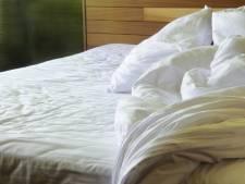 Politie vindt lang gezochte crimineel onder bed nadat hij dronken ruzie maakt
