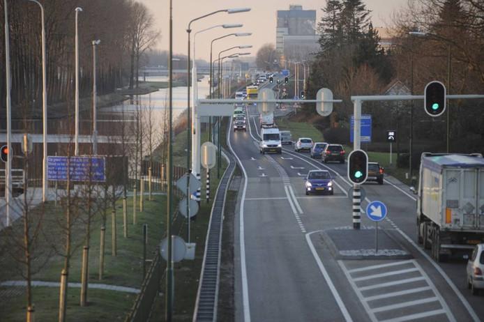 De noodzaak voor de verdubbeling van de N279 tussen Veghel en Asten wordt in twijfel getrokken.foto Van Assendelft Fotografie