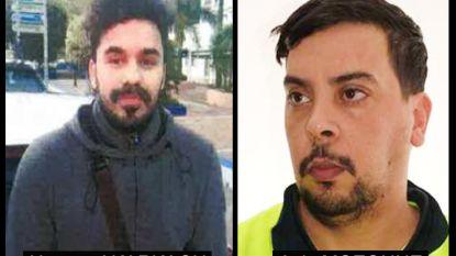 Federaal parket op zoek naar twee gewapende en zeer gevaarlijke Fransmannen