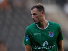 Leemans in de rol van Ziyech bij PEC Zwolle: 'Ik hoef nu niet meer weg'