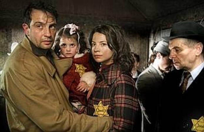 Een beeld uit de Nederlandse film Süskind uit 2012.