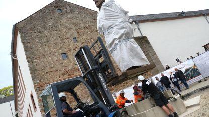 China geeft Duitse stad een gigantisch standbeeld van Marx cadeau, en daar is niet iedereen blij mee