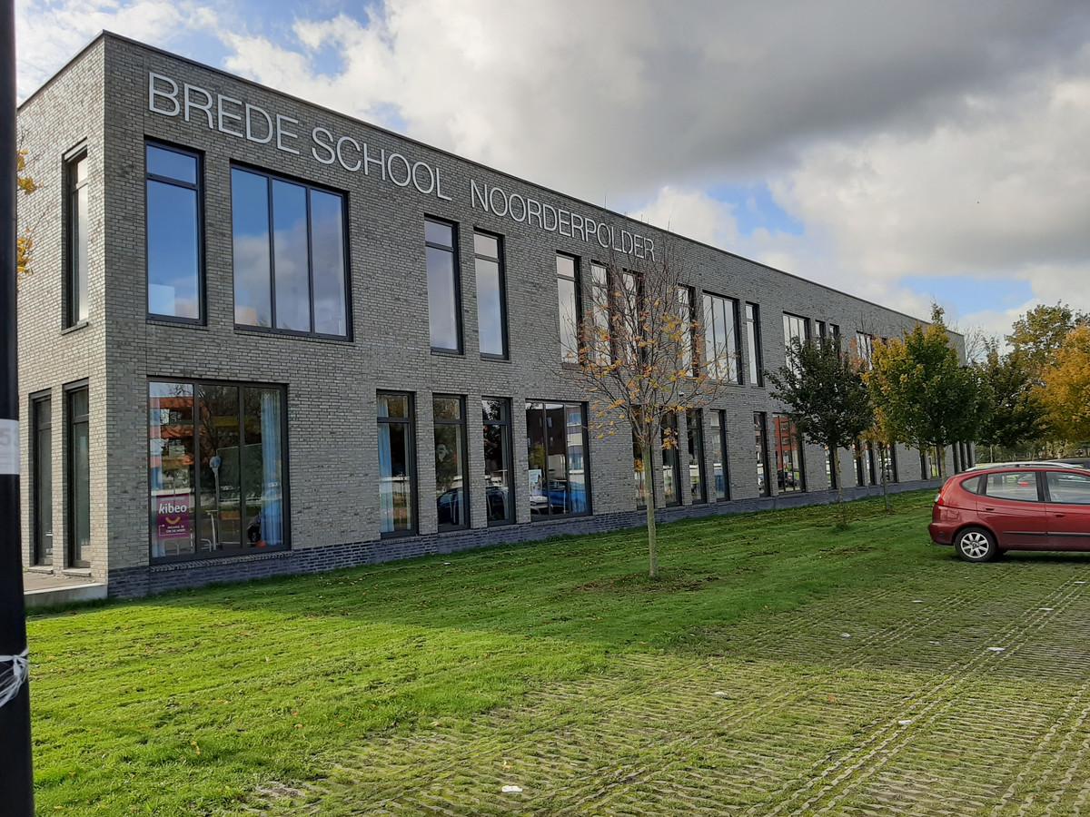 De Brede School in de Noorderpolder in Zierikzee.