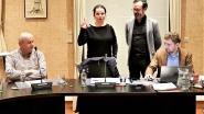 Caroline Ryde legt eed af als nieuw gemeenteraadslid