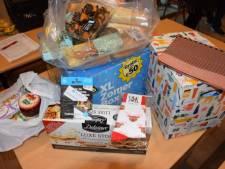 Voedselbankhuishoudens in Sint-Michielsgestel verrast met extraatje