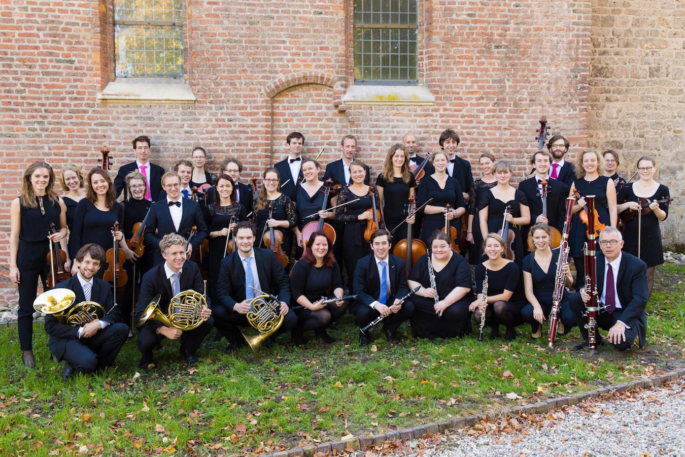 Nieuw Nijmeegs Kamerorkest.