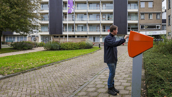 Er worden wellicht 250 vluchtelingen opgevangen het oude verzoringshuis Rijnzate.