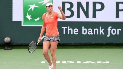 Elise Mertens naar finale dubbelspel Indian Wells - Kerber klopt Venus Williams - Goffin verslaat jonge Noor