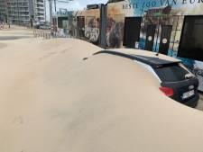 Des centaines de voitures en panne à cause d'Odette: la facture risque d'être sa(b)lée