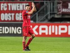 FC Twente-speler Assaidi traint apart, Finnen Lam en Jensen terug op het veld