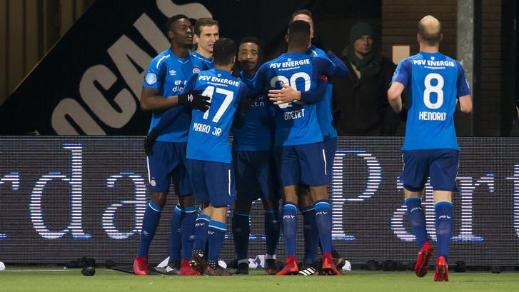 PSV flikt het weer in de allerlaatste seconde