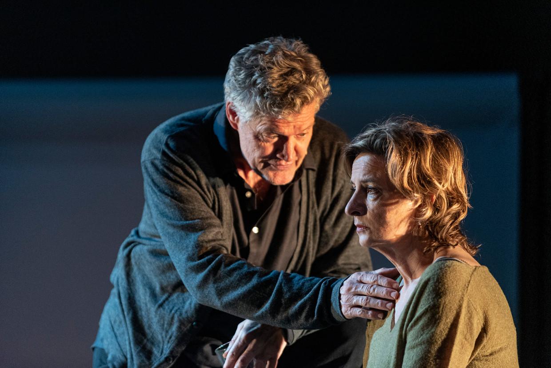 Jacqueline Blom en Porgy Franssen.