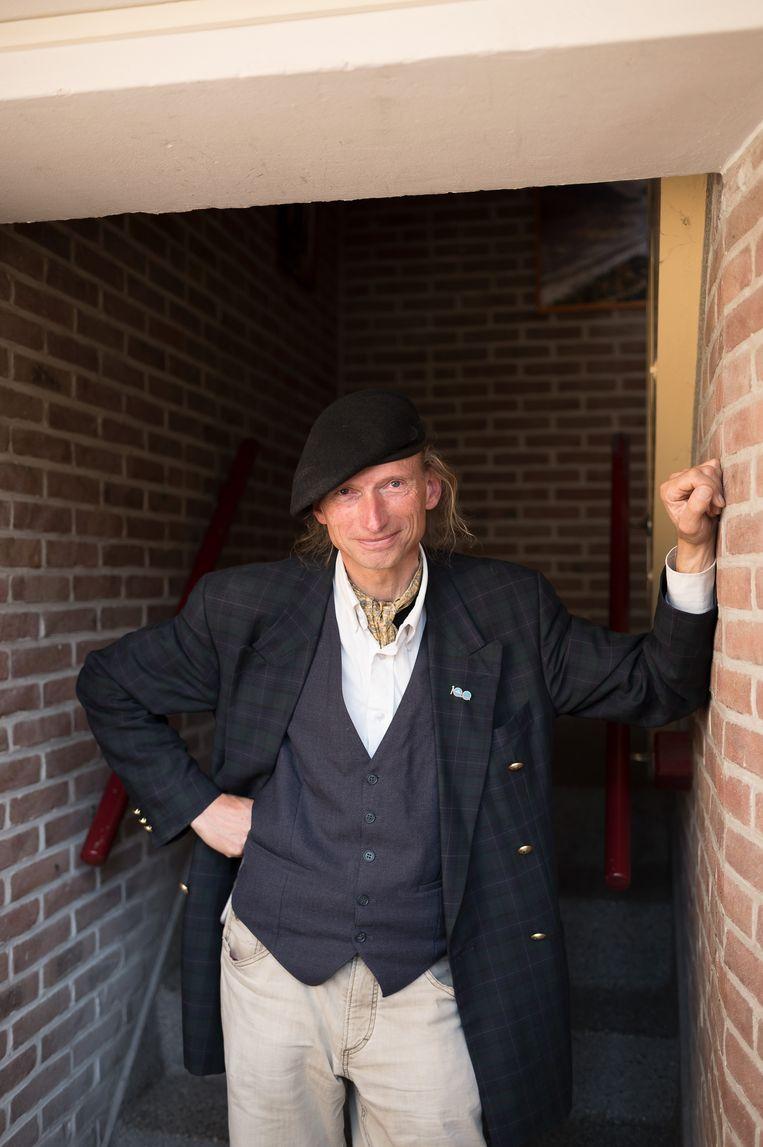 Ernst Borse (55): 'We willen die mooie plekken op aarde graag delen met onze buren.' Beeld Maarten Boswijk