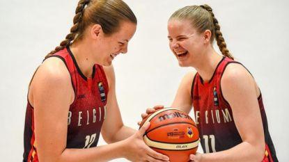 West-Vlaamse tweelingzussen Billie en Becky Massey op WNBA-draftlijst