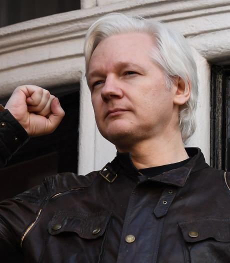 Julian Assange: le parquet suédois ne fera pas appel du rejet de la demande d'arrestation
