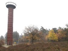 Foute rekensom, regen en wind worden toren fataal, de stalen kolos gaat tegen de vlakte