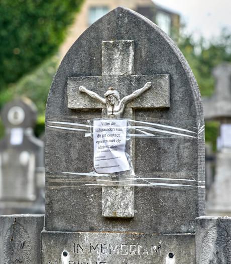 Parochie ruimt vijftig graven op Eikenboomgaard in hartje Oss