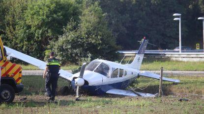 Vliegtuig neergestort bij Breda, geen gewonden