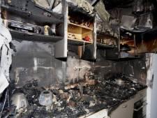 Zes cliënten Cello tijdelijk op straat na fikse brand in keuken