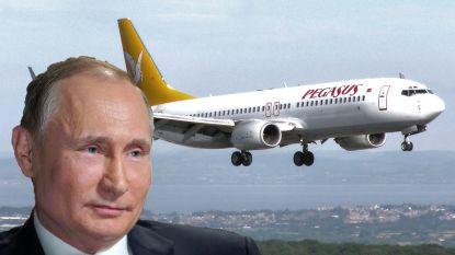 Poetin gaf bevel om gekaapt vliegtuig neer te schieten