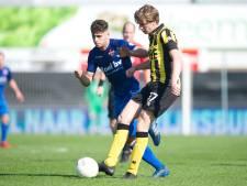 De Treffers geeft na rust niet thuis in Rijnsburg