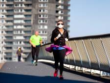 LIVE | Toch enkele 'marathonlopers' in Rotterdam, verkeersregelaars weigeren strandgangers bij Maasvlakte