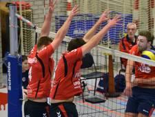 Vallei Volleybal Prins opent seizoen in Groningen