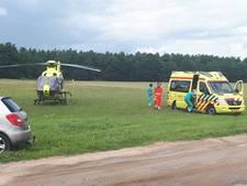 Meisje ernstig gewond na val in uitkijktoren Montferland