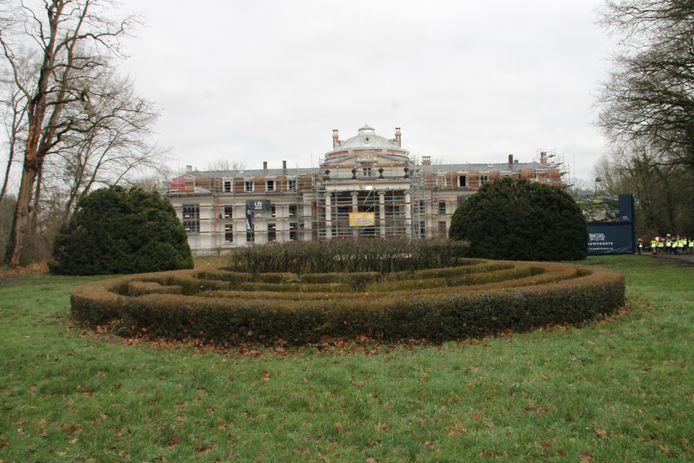 Kasteel Blauwhuis in Izegem.