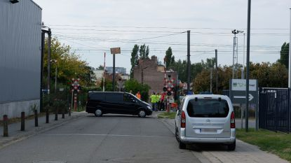 Dodelijk ongeval tussen trein en motorrijder (27) op overweg in Sint-Agatha-Berchem