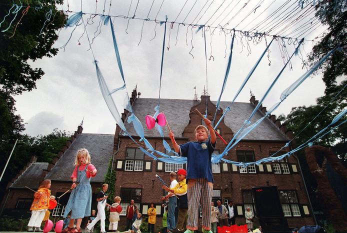 De Wieger Deurne wil zich ook weer meer gaan richten op activiteiten voor jonge kinderen.