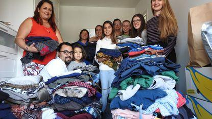 In file om dakloos gezin te helpen