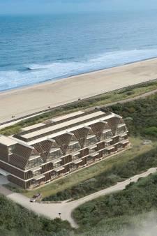 Plan voor nieuw hotel Zonneduin in Nehalenniagebied Domburg
