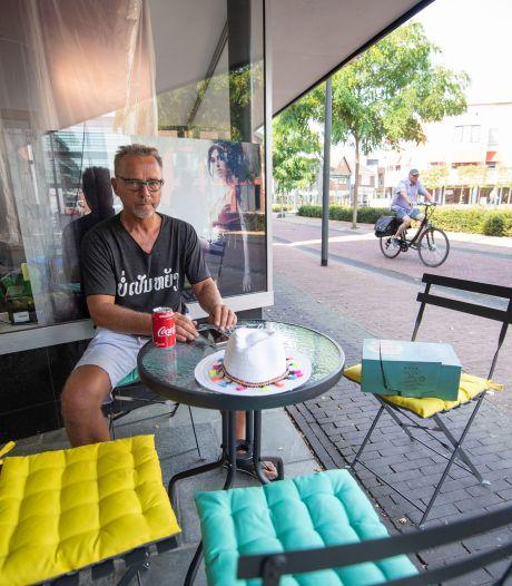 Reuring op Rijssense Europaplein: 'Want ik word blij van blije mensen'