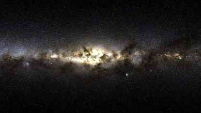 Nieuwe sterren ontdekt die buiten onze Melkweg ontstaan zijn en ermee botsten