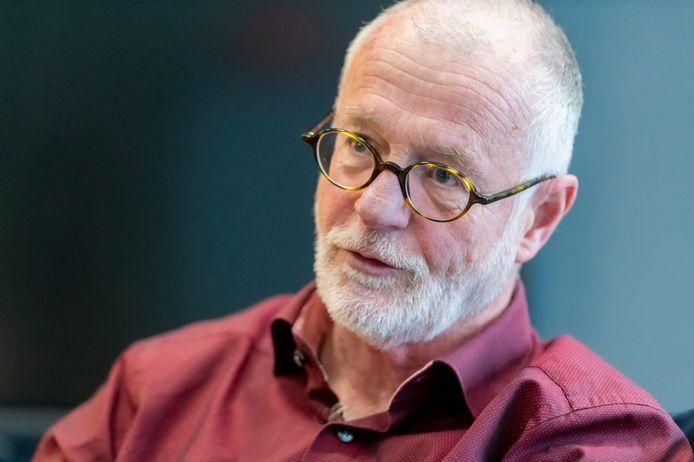 Wethouder Laurens Klappe: Verantwoording afleggen is goed.