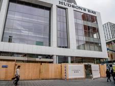 Hudson's Bay onthult openingsdata voor september