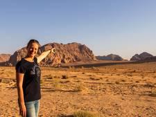 Goudse Bianca vindt in Jordanië antwoord op haar levensvragen