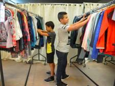 Meer kinderen bij kledingbank door actie in  herfstvakakantie
