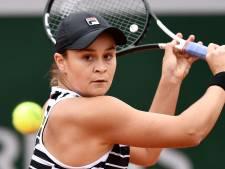 Barty sluit tennisjaar ondanks lange absentie af als nummer 1